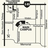 Tallowood Campus Map