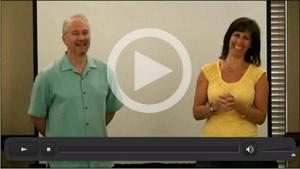 New Video Testimonial from Cheryl & Glenn