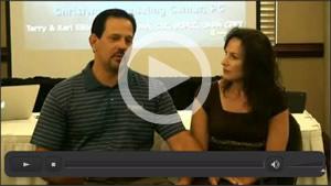 New Video Testimonial from Sherri & Todd
