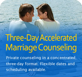 Three-Day Accelerated Marriage Counseling (AMC)™